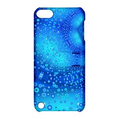Bokeh Background Light Reflections Apple Ipod Touch 5 Hardshell Case With Stand