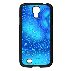 Bokeh Background Light Reflections Samsung Galaxy S4 I9500/ I9505 Case (black)