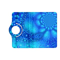 Bokeh Background Light Reflections Kindle Fire Hd (2013) Flip 360 Case by Nexatart