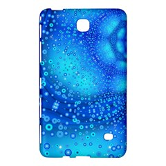 Bokeh Background Light Reflections Samsung Galaxy Tab 4 (7 ) Hardshell Case  by Nexatart