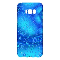 Bokeh Background Light Reflections Samsung Galaxy S8 Plus Hardshell Case