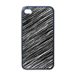 Background Structure Pattern Apple Iphone 4 Case (black) by Nexatart