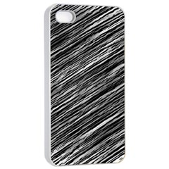 Background Structure Pattern Apple Iphone 4/4s Seamless Case (white)