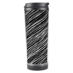Background Structure Pattern Travel Tumbler