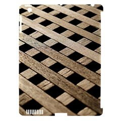 Texture Wood Flooring Brown Macro Apple Ipad 3/4 Hardshell Case (compatible With Smart Cover) by Nexatart