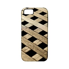 Texture Wood Flooring Brown Macro Apple Iphone 5 Classic Hardshell Case (pc+silicone) by Nexatart