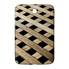 Texture Wood Flooring Brown Macro Samsung Galaxy Note 8 0 N5100 Hardshell Case  by Nexatart