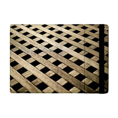 Texture Wood Flooring Brown Macro Ipad Mini 2 Flip Cases by Nexatart