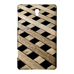 Texture Wood Flooring Brown Macro Samsung Galaxy Tab S (8 4 ) Hardshell Case