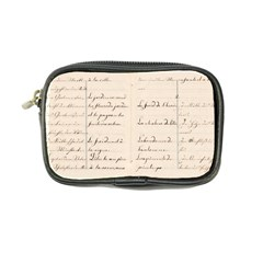 German French Lecture Writing Coin Purse