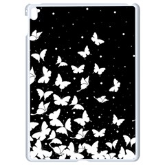 Butterfly pattern Apple iPad Pro 9.7   White Seamless Case