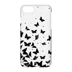 Butterfly Pattern Apple Iphone 7 Hardshell Case