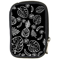 Tropical Pattern Compact Camera Cases by Valentinaart