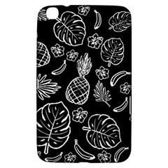 Tropical Pattern Samsung Galaxy Tab 3 (8 ) T3100 Hardshell Case  by Valentinaart