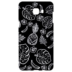 Tropical Pattern Samsung C9 Pro Hardshell Case  by Valentinaart