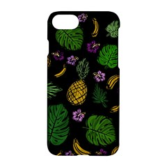 Tropical Pattern Apple Iphone 7 Hardshell Case by Valentinaart