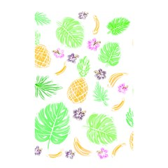 Tropical Pattern Shower Curtain 48  X 72  (small)  by Valentinaart