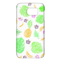 Tropical Pattern Galaxy S6 by Valentinaart