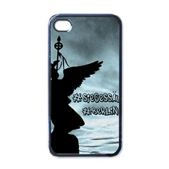 Berlin Apple Iphone 4 Case (black) by Valentinaart