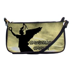 Berlin Shoulder Clutch Bags by Valentinaart