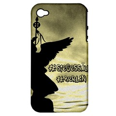Berlin Apple Iphone 4/4s Hardshell Case (pc+silicone) by Valentinaart