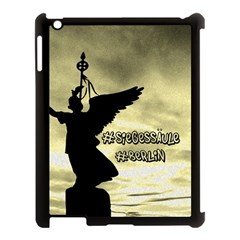 Berlin Apple Ipad 3/4 Case (black) by Valentinaart