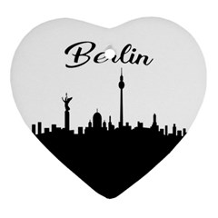 Berlin Ornament (heart) by Valentinaart