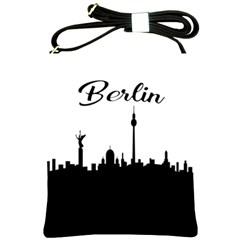 Berlin Shoulder Sling Bags by Valentinaart