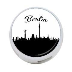 Berlin 4 Port Usb Hub (two Sides)  by Valentinaart