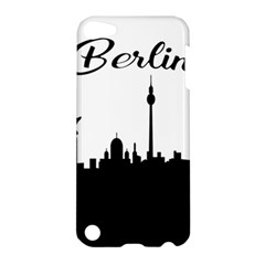 Berlin Apple Ipod Touch 5 Hardshell Case by Valentinaart
