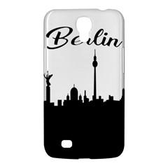 Berlin Samsung Galaxy Mega 6 3  I9200 Hardshell Case by Valentinaart