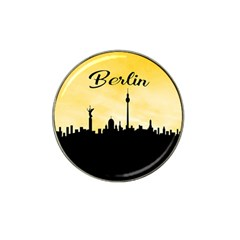 Berlin Hat Clip Ball Marker (10 Pack) by Valentinaart