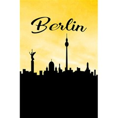 Berlin 5 5  X 8 5  Notebooks by Valentinaart