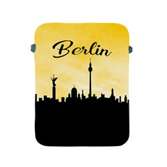 Berlin Apple Ipad 2/3/4 Protective Soft Cases by Valentinaart