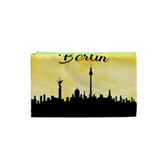Berlin Cosmetic Bag (xs) by Valentinaart