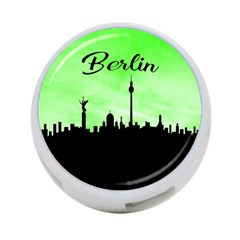 Berlin 4 Port Usb Hub (two Sides)  by Valentinaart