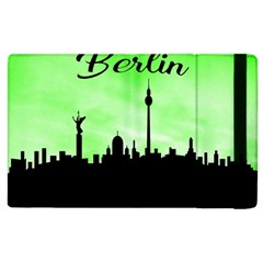 Berlin Apple Ipad 3/4 Flip Case by Valentinaart