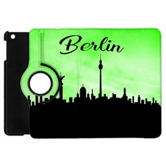 Berlin Apple Ipad Mini Flip 360 Case by Valentinaart