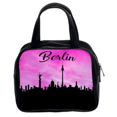 Berlin Classic Handbags (2 Sides) by Valentinaart