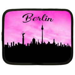 Berlin Netbook Case (xxl)  by Valentinaart
