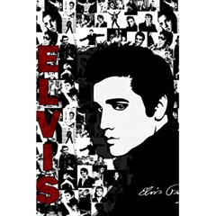 Elvis Presley 5 5  X 8 5  Notebooks by Valentinaart