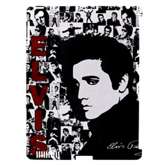 Elvis Presley Apple Ipad 3/4 Hardshell Case (compatible With Smart Cover) by Valentinaart