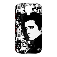 Elvis Presley Samsung Galaxy S4 Classic Hardshell Case (pc+silicone) by Valentinaart