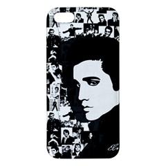 Elvis Presley Iphone 5s/ Se Premium Hardshell Case by Valentinaart