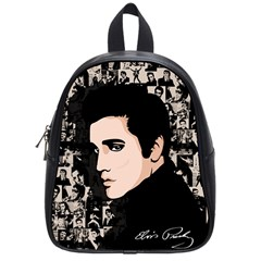 Elvis Presley School Bags (small)  by Valentinaart