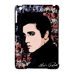 Elvis Presley Apple Ipad Mini Hardshell Case (compatible With Smart Cover) by Valentinaart