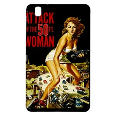 Attack Of The 50 Ft Woman Samsung Galaxy Tab Pro 8 4 Hardshell Case by Valentinaart