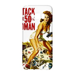 Attack Of The 50 Ft Woman Samsung Galaxy S8 Hardshell Case