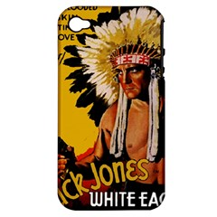 White Eagle Apple Iphone 4/4s Hardshell Case (pc+silicone) by Valentinaart