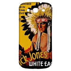 White Eagle Samsung Galaxy S3 S Iii Classic Hardshell Back Case by Valentinaart
